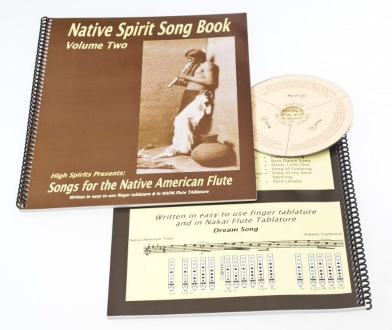 28-Native-Spirit-Vol-2-Song-Book-with-CD
