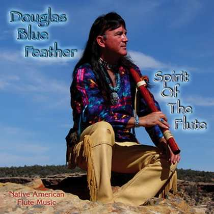 Spirit Of The Flute by Douglas Blue Feather