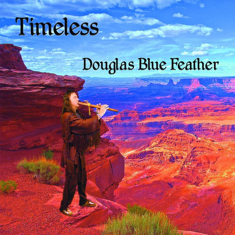 Timeless by Douglas Blue Feather